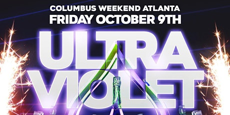 ULTRA VIOLET at SUITE in ATLANTA 10/9  #GQEVENT tickets