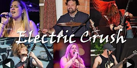 Electric Crush Live at Rhythm & Brews tickets