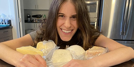 Holy Cow: A Dietitian Moos About Dairy + Preps Her Cheesiest Recipes tickets