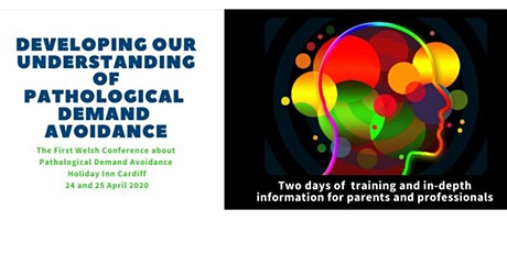 Developing our Understanding of Pathological Demand Avoidance,PDA tickets