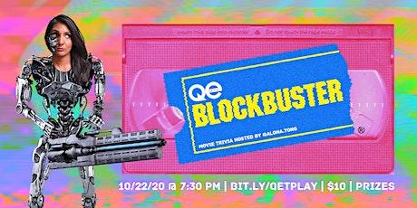 QE Trivia 028: Blockbuster Movie Trivia tickets