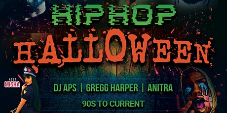 Hiphop Halloween tickets