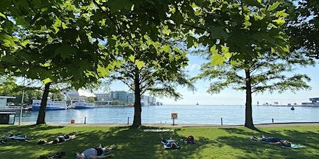 Outdoor Yoga at Navy Pier! tickets