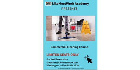 Practical Office Cleaning Course tickets