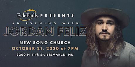 An Evening w/ Jordan Feliz tickets