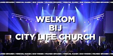 City Life Church Den Haag zondagdienst 4 oktober tickets