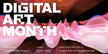 Digital Art Month Private Art Viewing tickets