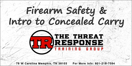 Firearms and Personal Defense Level 1 tickets