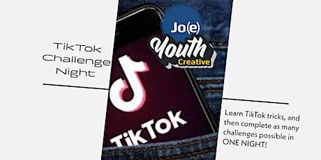 TikTok Challenge Night tickets