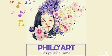Philo'Art : les yeux de l'âme billets