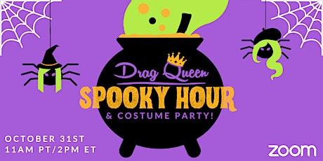 Drag Queen Spooky Hour! tickets