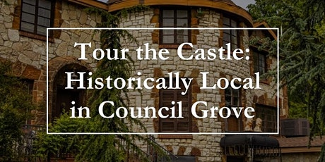 Castle Falls/Council Grove Historically Local Tour October 17, 2020 tickets