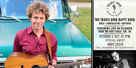 Travis Book Happy Hour ft Andy Falco of The Infamous Stringdusters tickets