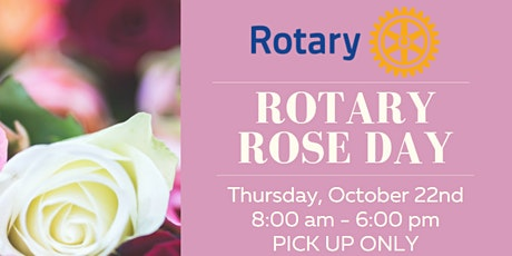 Rice Lake Rotary Rose Day tickets