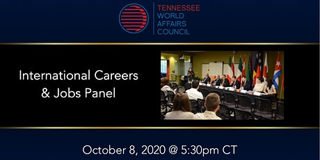 TNWAC International Careers and Jobs Panel | Oct 8 tickets