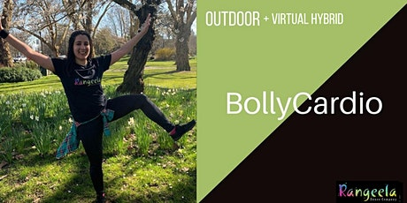 Outdoor AND Virtual BollyCardio Workshop with Monika tickets