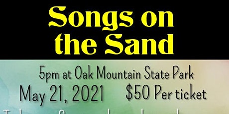 Songs on the Sand tickets