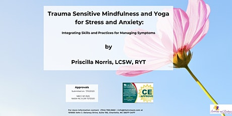 Trauma Sensitive Mindfulness & Yoga for Stress and Anxiety tickets