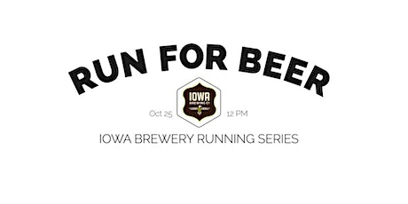 Beer Run-Iowa Brewing Co. | Part of the 2020 Iowa Brewery Running Series tickets