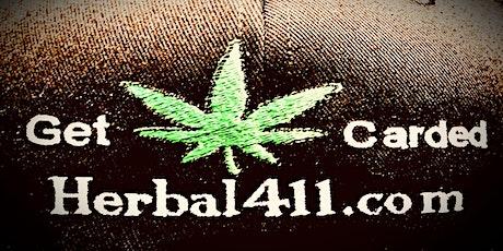Cannabis and Healthy Lifestyle (CBD/THC/QnA) tickets