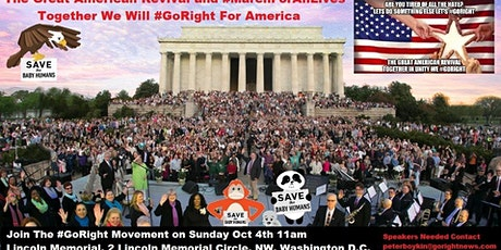 Great American Revival and March For All Lives #GoRight Together tickets