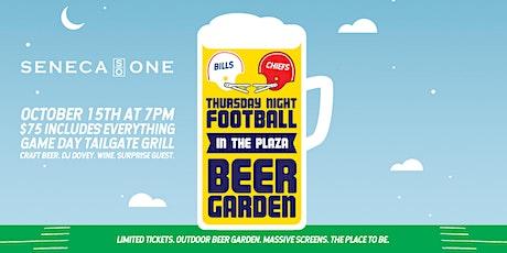 Thursday Night Football Beer Garden at Seneca One tickets