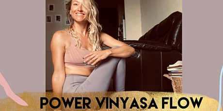 SocietyX:  Power Vinyasa Flow tickets