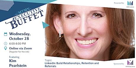 MTMN Executive Buffet: Free Networking, Lesson | Executives & Entrepreneurs tickets