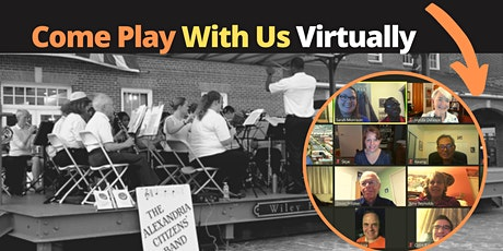 Come Play With Us! -- Virtually tickets