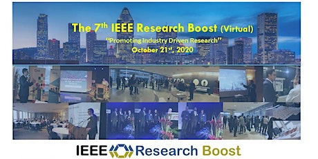 The Seventh IEEE Research Boost tickets