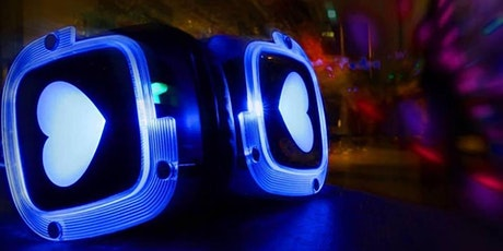 Heartbeat Silent Disco - THRIVE Esctatic Dance - Oct 10th 4-7pm tickets