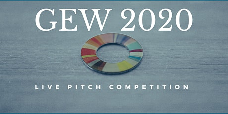 Global Entrepreneurship Week- Virtual Pitch Competition tickets