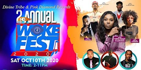 WokeFest 2020 tickets
