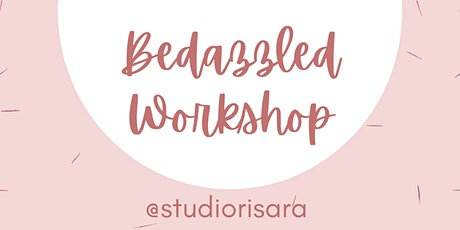 Bedazzled Headband and Sunglasses Workshop tickets