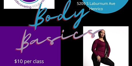 BODY BASICS tickets