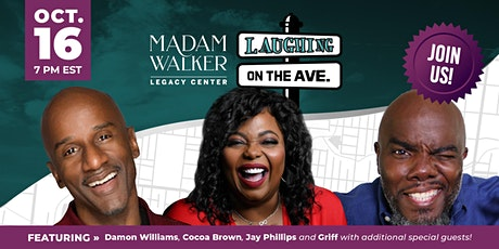 Laughing on the Ave tickets