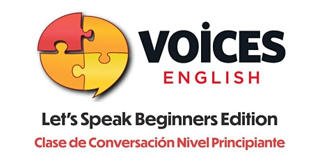 Let's Speak Beginners Edition 09NOV20-10DEC20 entradas