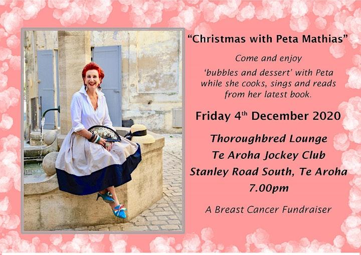 """""""Christmas with Peta Mathias"""" image"""