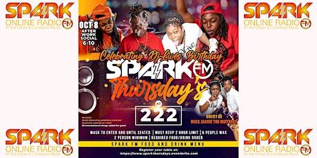 Spark Thursdays tickets