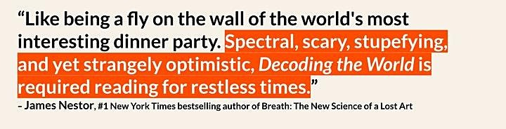 """Decoding the World"" Online Book Talk with Arvind Gupta & Po Bronson image"