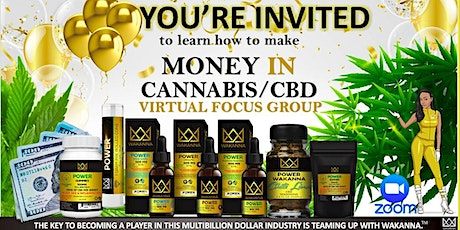 CBD Information and Business Opportunities tickets