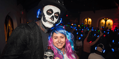 The Mini Silent Disco Halloween Parade - Downtown NYC (Session 1) tickets