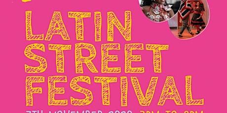 Latin Street Festival tickets
