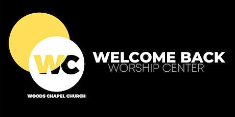 Worship Center Modern Service 10:30a.m. tickets