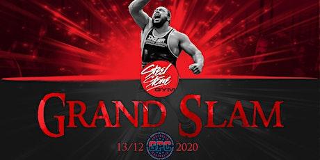 GPC Grand Slam 2020 tickets