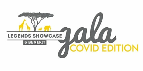 "Legends Showcase Covid Edition: ""Mask & Sneaker Gala"" tickets"