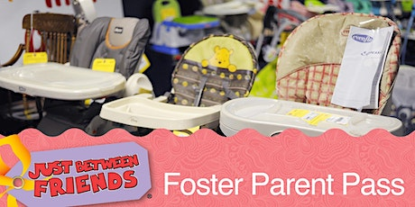 Foster Parent - Fall 2020 tickets
