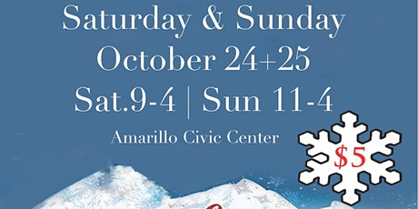 Ruffles and Rust Amarillo Christmas Show tickets