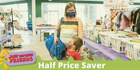 Half Price VIP Shopping Pass - Fall 2020 tickets