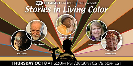 Stories In Living Color tickets